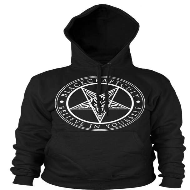 Image of Believe In Yourself - Hooded Pullover Sweater