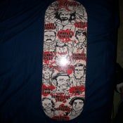 Image of CULT LEADER SKATEBOARD DECK (PRE-ORDER SHIPS AUG 30TH)