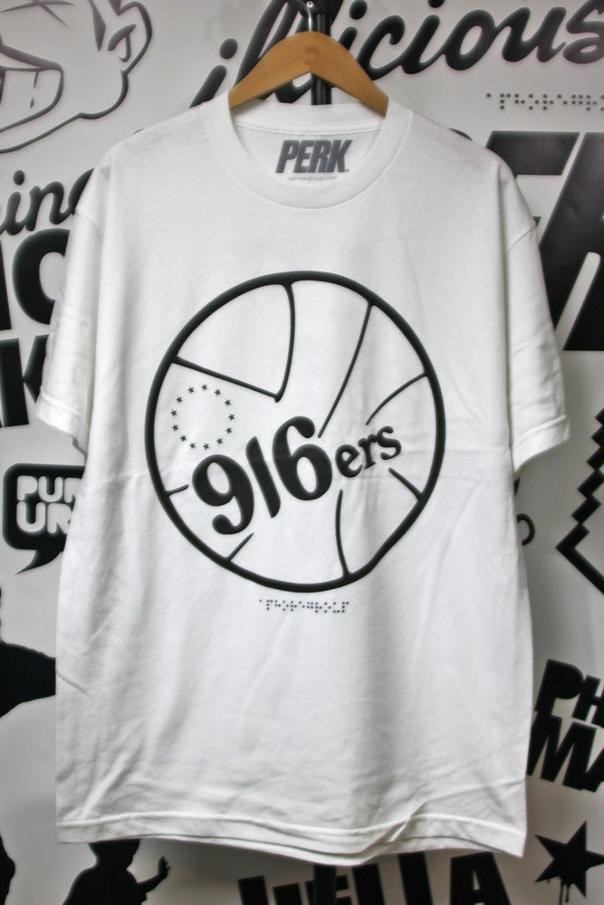 Image of 916ers White Tee