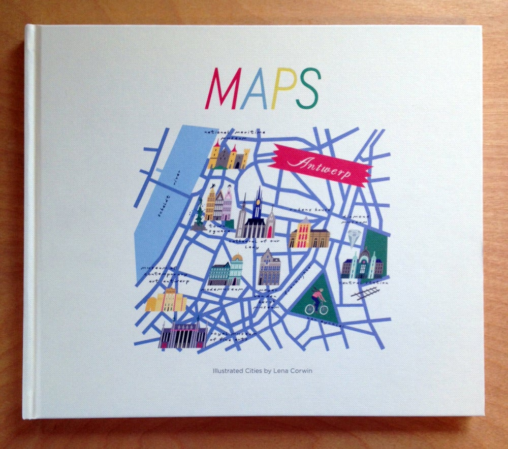 Image of MAPS by Lena Corwin