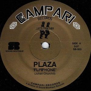 Image of PLAZA - FLIP PHONE 7 inch CAMPARI Sound Boutique SB - 003 !!