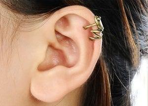 Image of Cute Little Frog Ear Cuff