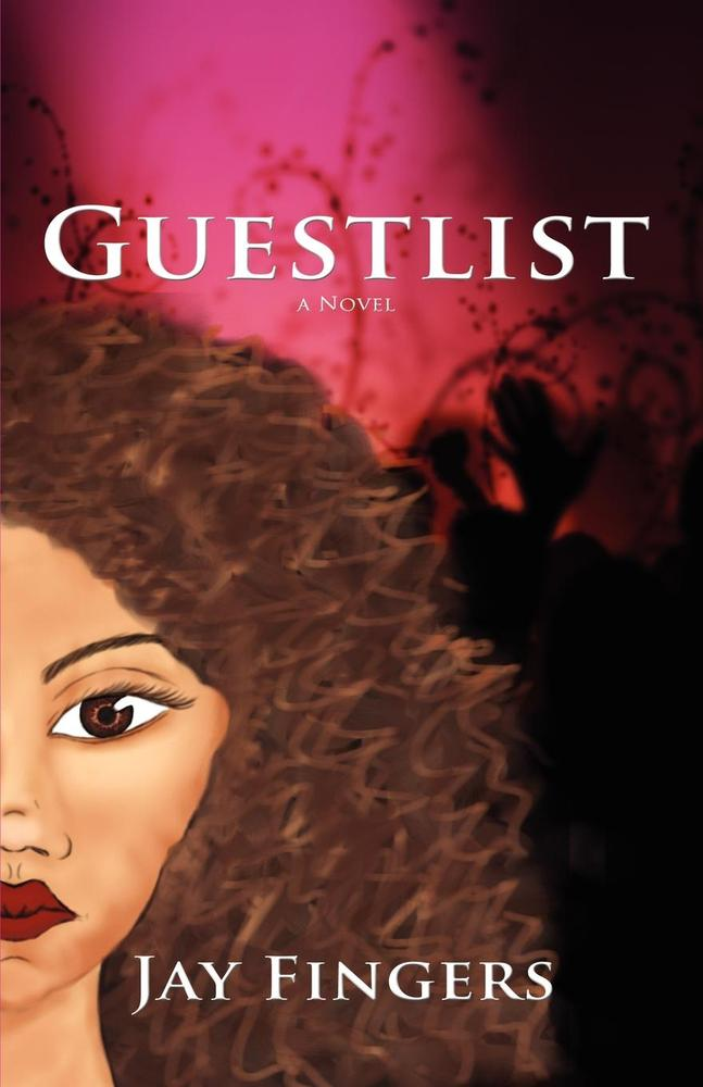 """Image of GUESTLIST: A Novel by Jay Fingers (""""Juliet"""" VIP Paperback Edition)"""