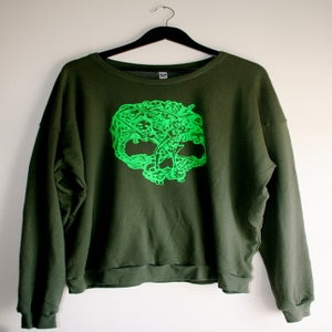 Image of Sweatshirt Skull XL