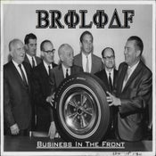 "Image of BroLoaf - ""Business in the Front, Party in the Back""  7"" record"