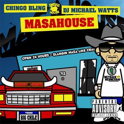 "Image of Masahouse - Chingo Bling & Michael ""5000"" Watts"