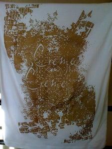 Image of Creme de la Creme Gold Tank