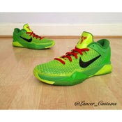 "Image of Nike Kobe 7 Elite ""Grinch"""
