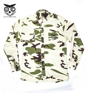Image of Camo Shirt
