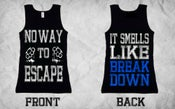 "Image of ""It smells like breakdown"" tank top"