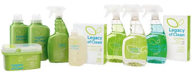 Mypreferredstore Legacy Of Clean Bundle Item 105519