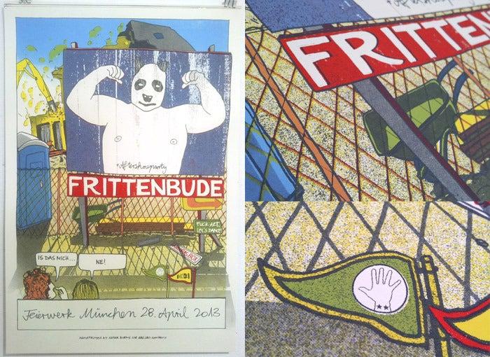 Image of FRITTENBUDE (munich 2013)