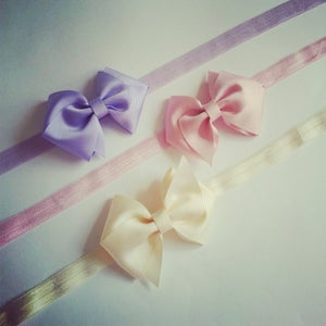 Image of Big Boutique Bow Headband