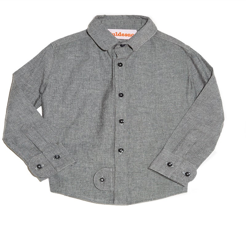 Image of Grey Tab Shirt