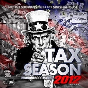 Image of TAX SEASON 2012