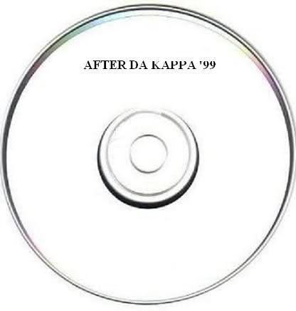 Image of AFTER THA KAPPA 99