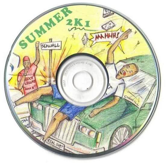 Image of SUMMER 2K1
