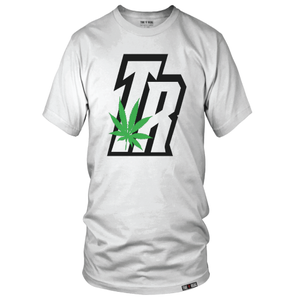Image of TR PLANT on White T-Shirt