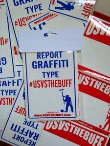 Image of SLAPSVSTHEBUFF Sticker packs