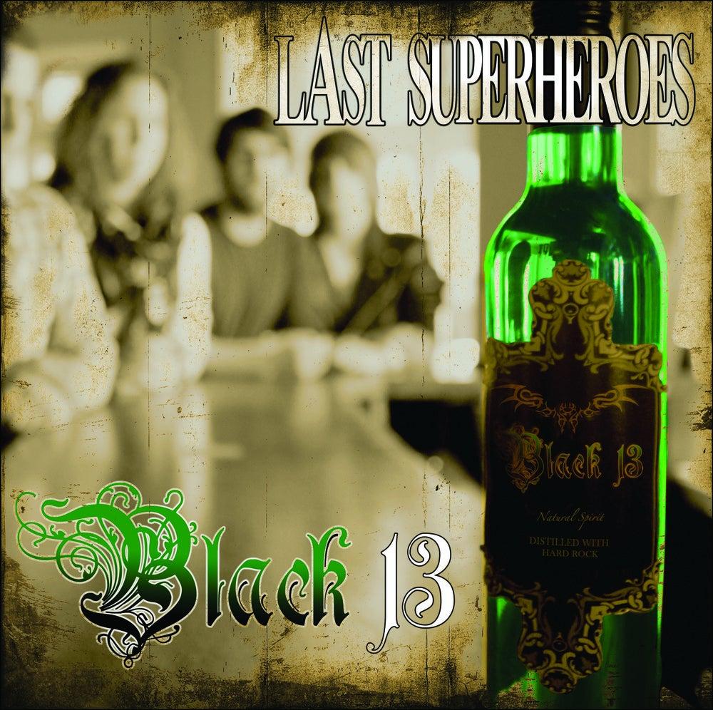 Image of Black #13 Album
