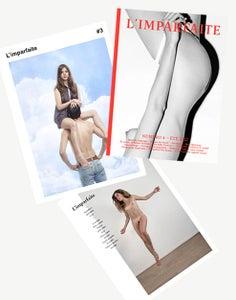 Image of L'imparfaite #2, #3 et #4 et #5/ Livraison offerte/Free shipping worldwide