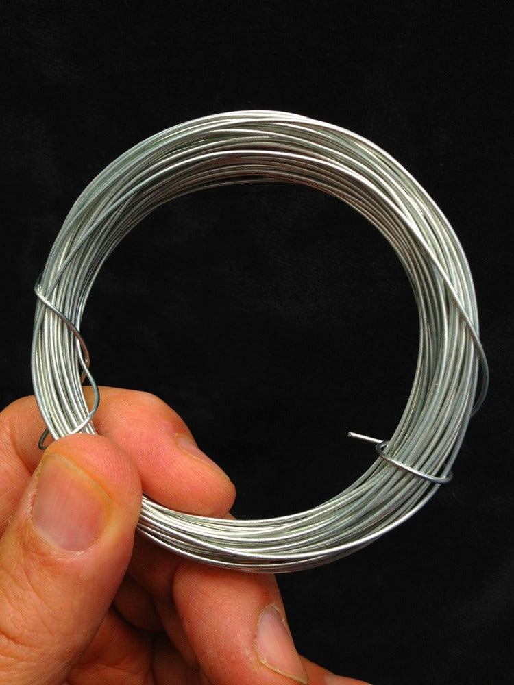 Image of Galvanized Steel Wire - 20 gauge (.8mm)