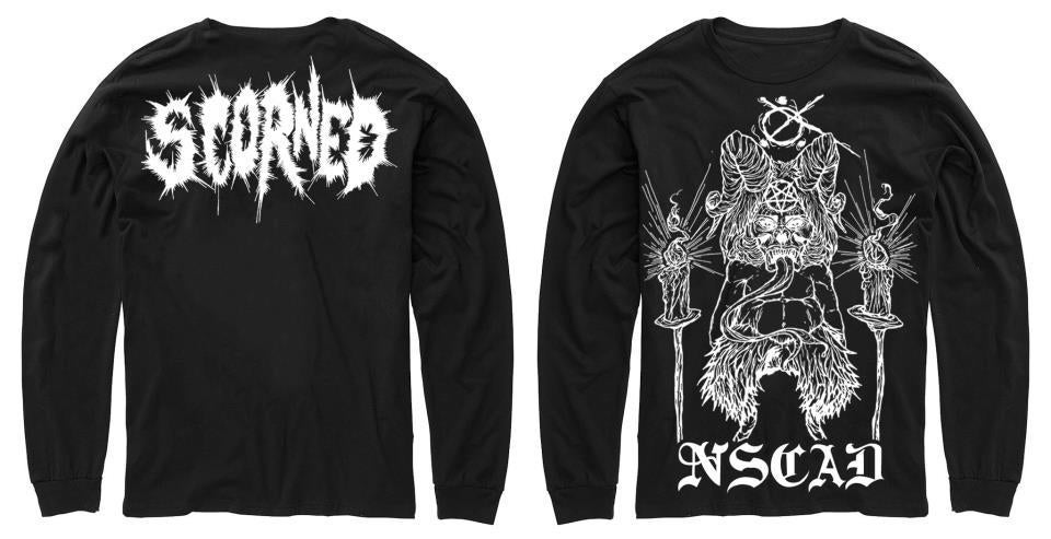 Image of Nothing So Certain As Death - Longsleeve
