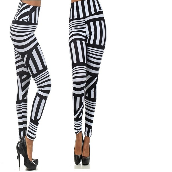 Image of Duo Tone Leggings