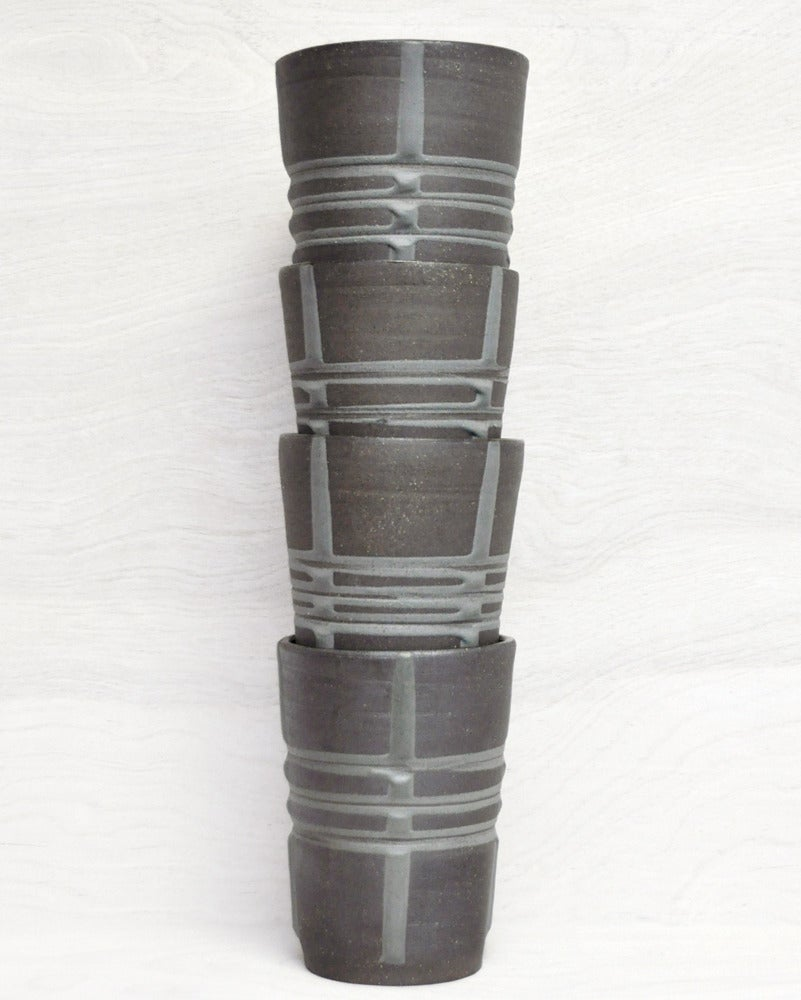 Image of banded cups