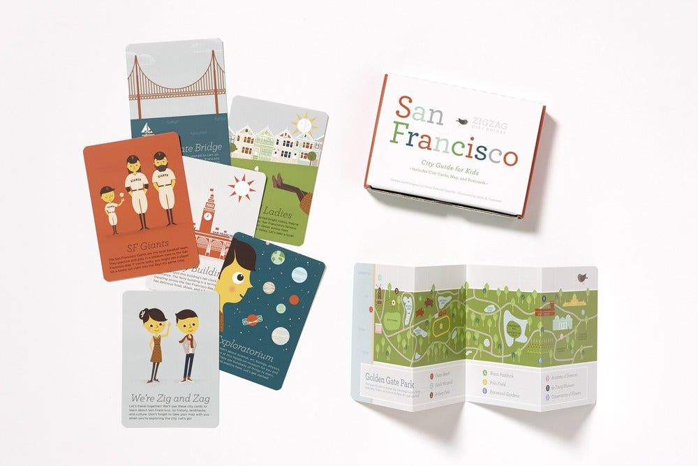 Image of SAN FRANCISCO City Guide