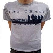 Image of 'Movement' Navy/Grey Tshirt