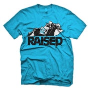 Image of LIMITED EDITION KY Raised KY DERBY EDITION in Aqua