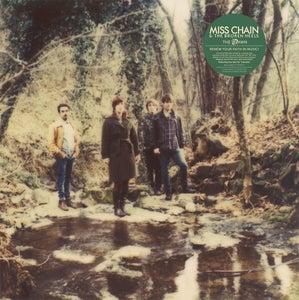Image of Miss Chain & The Broken Heels - The Dawn LP (green vinyl)