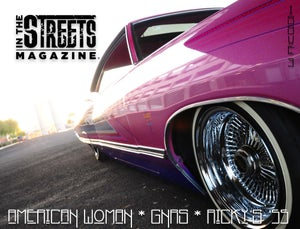 Image of In The Streets Magazine - Issue 3
