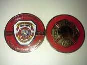 Image of PBFD Challenge Coins