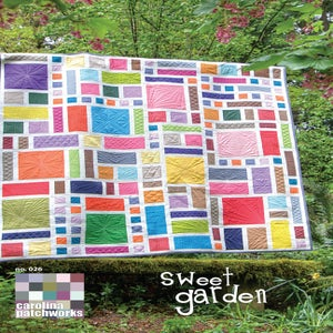 Image of No. 026 -- Sweet Garden