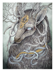 Image of | In Memory  |  Caitlin Hackett |         Large print - limited edition of 20