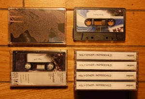 Image of HOLY OTHER / INDIGOCHILD - Split CS30