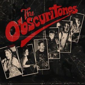 Image of The Obscuritones - The Obscuritones.