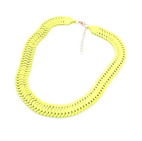 Image of Bicycle Chain Necklace
