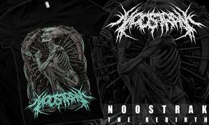 Image of The Rebirth tour shirt