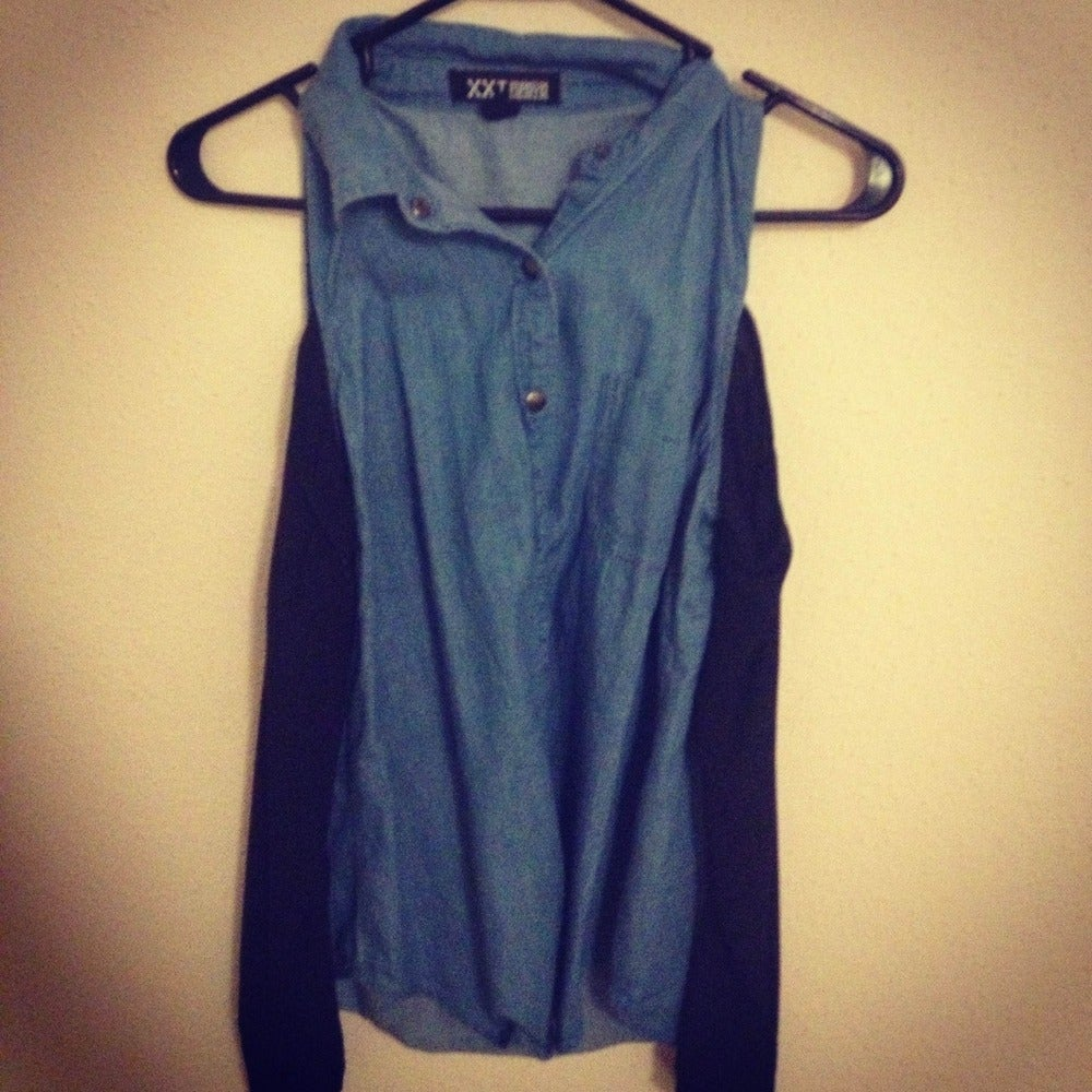 Image of Denim Shirt