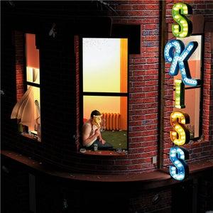 Image of Kiss Kiss Karaté Passion first LP /// I can't