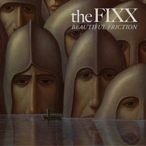 Image of The Fixx : Beautiful Friction CD
