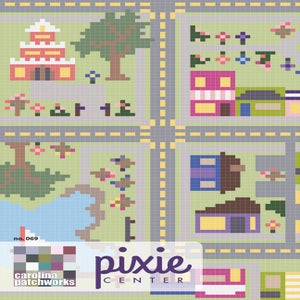 Image of No. 069 -- Pixie Center