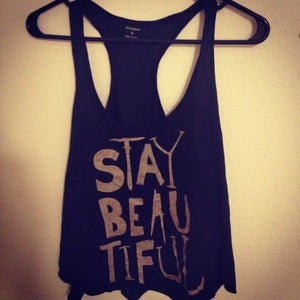 "Image of ""Stay Beautiful"" Tee"