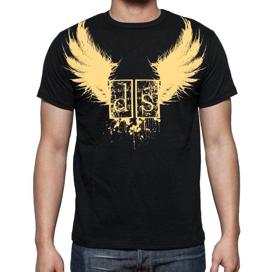 """Image of """"Wings"""" logo shirt"""