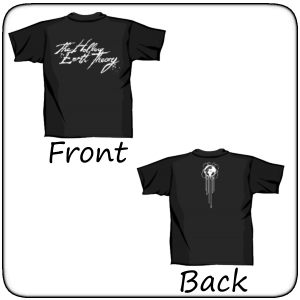 Image of NEW RANGE! T-Shirt - Pre-Order