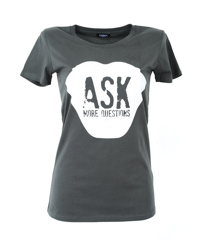 Image of ASK MORE QUESTIONS - T-Shirt
