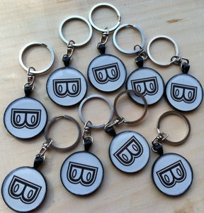 Image of CBNC Key Chains